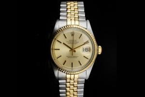 Rolex Datejust (36mm) Ref.: 1601 in Stahl-Gold aus 1969