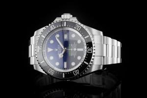 Rolex Sea-Dweller Deepsea Deepblue