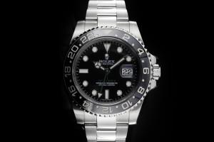 Rolex GMT-Master II (40mm) Ref. 116710LN Box & Papiere (LC100) aus 2015
