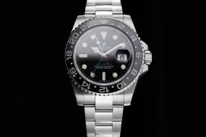 Rolex GMT-Master II (40mm) Ref.: 116710LN mit Box & Papieren (LC10) aus 2013