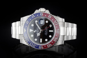 Rolex GMT-Master II (40mm) Ref. 116719BLRO