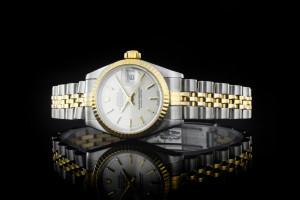 Rolex Lady Datejust (26mm) Ref.: 69173 in Stahl-Gold aus 1988