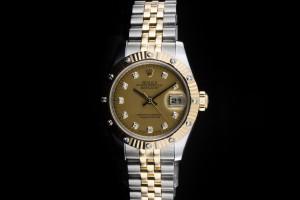 Rolex Lady Datejust (26mm) Ref.: 179313 in Stahl-Gold mit Box & Papieren (LC170) aus 2007