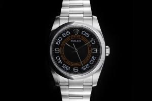 Rolex Oyster Perpetual (36mm) Ref.: 116000 US-Papiere aus 2011