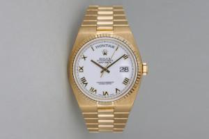 Rolex Day-Date (36mm) Ref.: 19018 Oysterquartz aus 1991