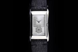 Rolex Prince Doctors Watch (23x36mm) Ref.: 1490 in Edelstahl mit Handaufzug