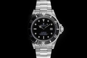 Rolex Sea-Dweller (40mm) Ref.: 16600 mit Box & Papieren (LC100) aus 2007