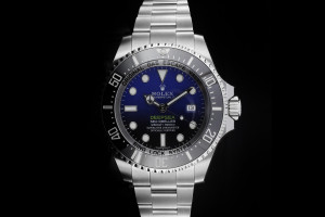 Rolex Sea-Dweller Deepsea Deepblue (44mm) Ref.: 116660 mit Box & Papieren (LC532) aus 2017