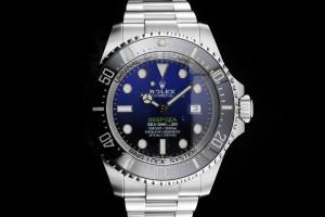 Rolex Sea-Dweller Deepsea Deepblue (44mm) Ref.: 126660 mit Box & Papieren (LC100) aus 2019