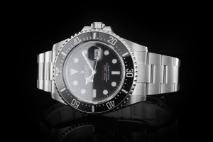 Rolex Sea-Dweller (43mm) Ref.: 126600 mit Box & Papieren