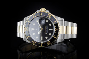 Rolex Sea-Dweller (43mm) Ref.: 126603 in Stahl-Gold