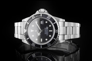 Rolex Sea-Dweller (40mm) Ref.: 16660 Triple Six aus 1984 mit Box