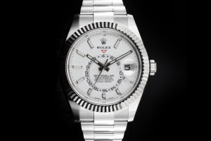 Rolex Sky-Dweller 42mm Ref 326934 Box & Papieren 2020 (LC100)