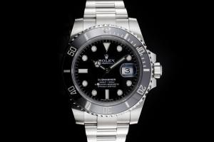 Rolex Submariner (40mm) Ref.: 116610LN Box & Papieren 2020 (LC100)