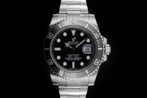 Rolex Submariner (40mm) Ref.: 116610LN Box & Papieren 2011 (LC-150)