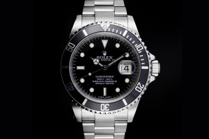 Rolex Submariner (40mm) Ref.: 16610 Full Set (LC100) aus 2010