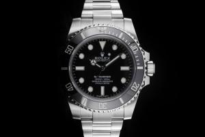 Rolex Submariner (40mm) Ref.: 114060 No Date mit Box & Papieren (LC100) 2015