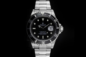 Rolex Submariner 16610 mit Box & Papieren LC100 2009