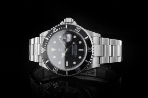Rolex Submariner (40mm) 16610 mit Box & Papieren (LC100)
