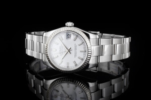 Rolex Datejust Medium (31mm) Ref.: 178274 mit Box & Papieren aus 2010 (LC100)
