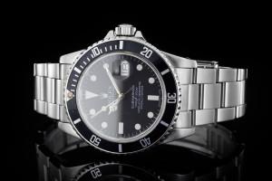 Rolex Submariner (40mm) Ref.: 16800 mit Box & Papieren aus 2010