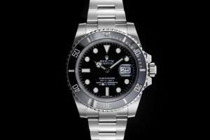 Rolex Submariner 116610LN Box & Papieren 2016 LC100