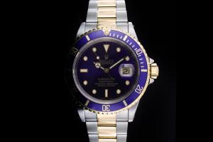 Rolex Submariner (40mm) Ref.: 16613 in Stahl Gold aus 1990