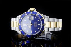 Rolex Submariner Stahl Gold
