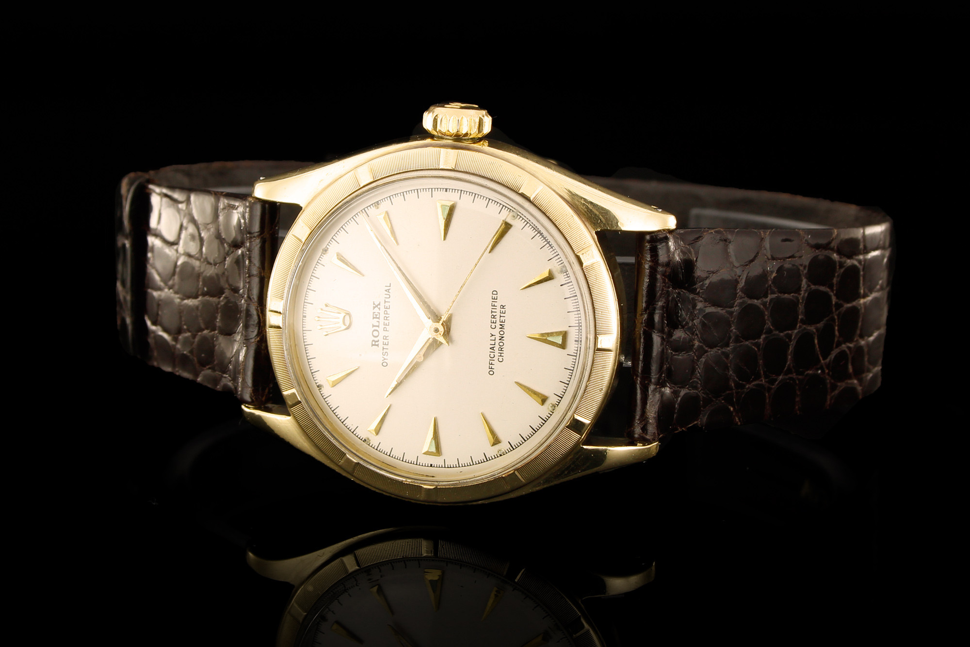 Vintage Rolex Bubbleback Uhren